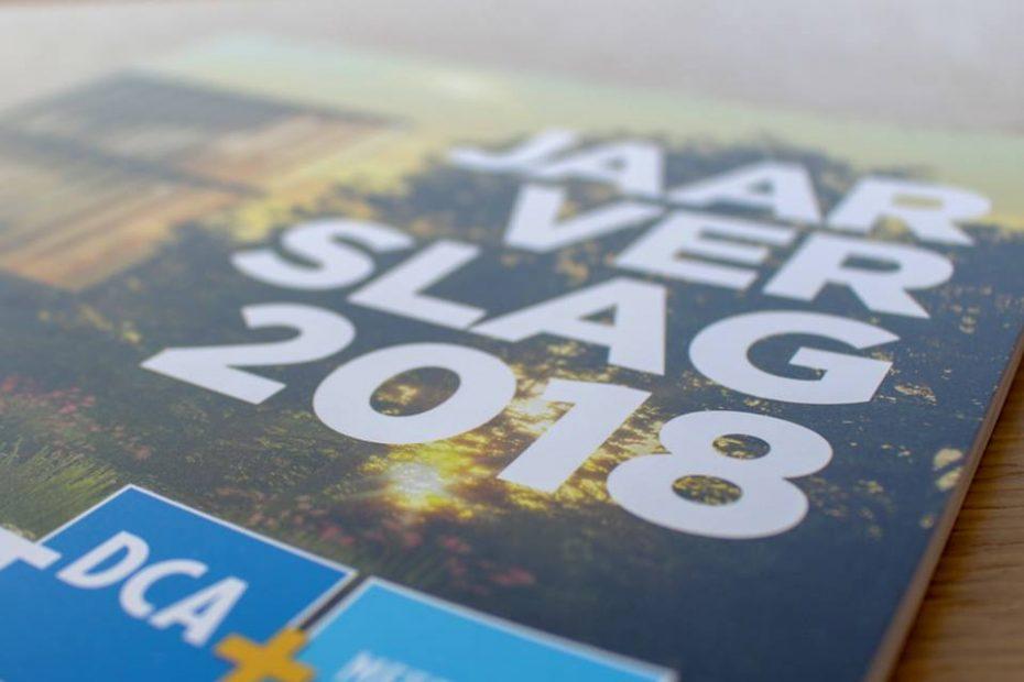 jaarverslag DCA